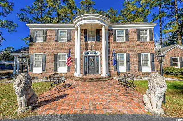 210 Magrath Ave., Conway, SC 29526 (MLS #2026058) :: The Litchfield Company