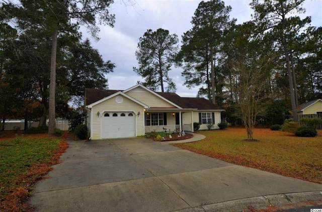804 Castlewood Ct., Conway, SC 29526 (MLS #2026167) :: Welcome Home Realty