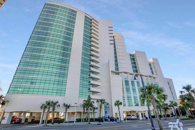 207 S Ocean Blvd. #818, Myrtle Beach, SC 29577 (MLS #2026178) :: Garden City Realty, Inc.