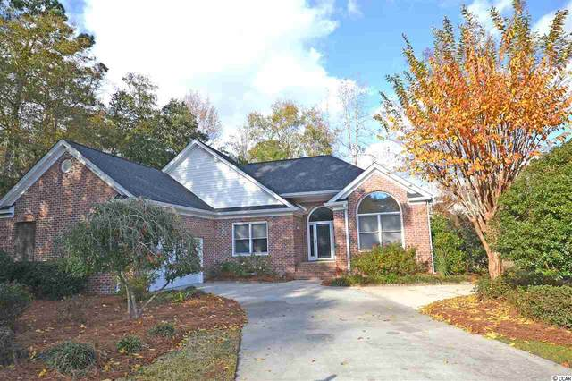 36 Tillersplow Ct., Pawleys Island, SC 29585 (MLS #2026179) :: The Lachicotte Company