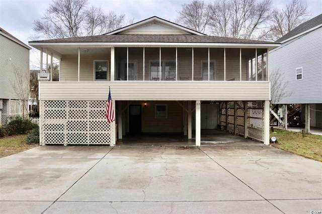 215 16th Ave. S, Surfside Beach, SC 29575 (MLS #2026190) :: The Lachicotte Company