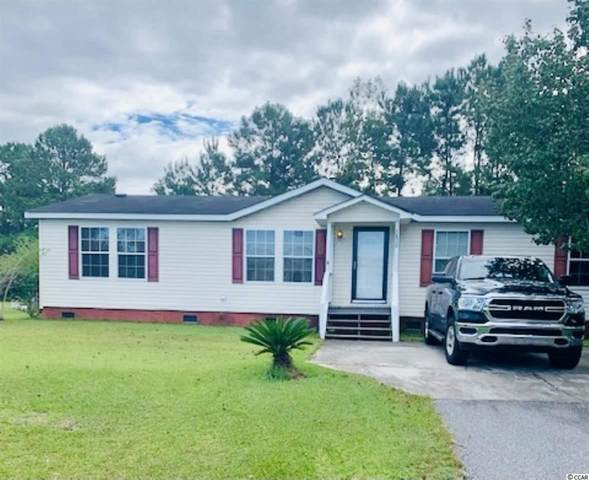 3820 Stern Dr., Conway, SC 29526 (MLS #2026220) :: The Litchfield Company