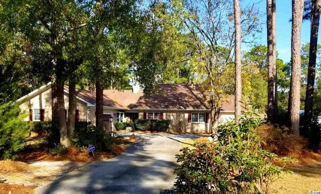 134 Old Plantation Dr., Pawleys Island, SC 29585 (MLS #2026222) :: The Lachicotte Company