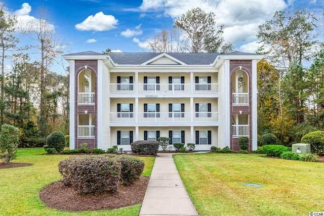 1204 River Oaks Dr. 25 B, Myrtle Beach, SC 29579 (MLS #2026251) :: Hawkeye Realty