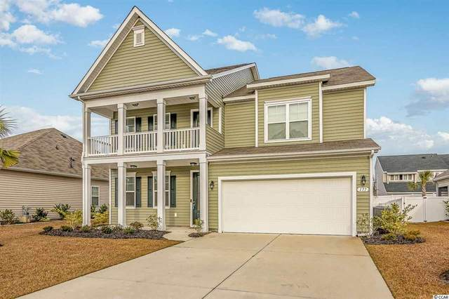 177 Ocean Commons Dr., Surfside Beach, SC 29575 (MLS #2026255) :: Coastal Tides Realty