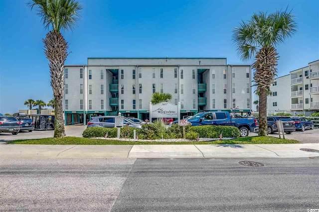 3607 S Ocean Blvd. #206, North Myrtle Beach, SC 29582 (MLS #2026265) :: Grand Strand Homes & Land Realty