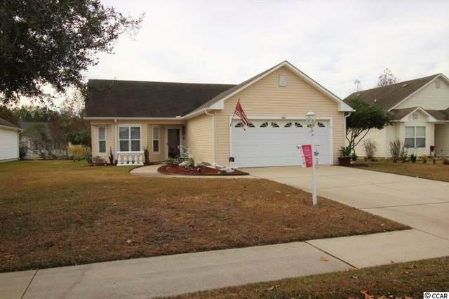 437 Cordgrass Ln., Little River, SC 29566 (MLS #2026272) :: James W. Smith Real Estate Co.