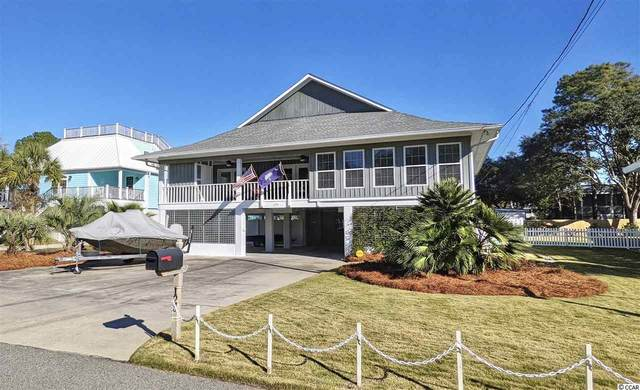 125 Mulberry Ln., Pawleys Island, SC 29585 (MLS #2026276) :: The Litchfield Company