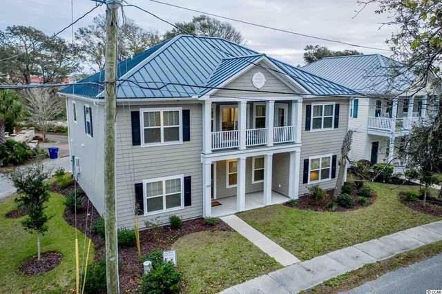 222 9th Ave. S, North Myrtle Beach, SC 29582 (MLS #2026294) :: The Litchfield Company