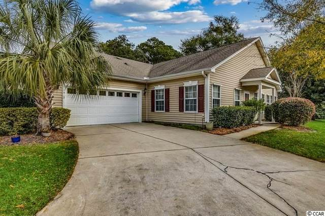 19-2 Hamstead Pl. #102, Pawleys Island, SC 29585 (MLS #2026298) :: The Litchfield Company