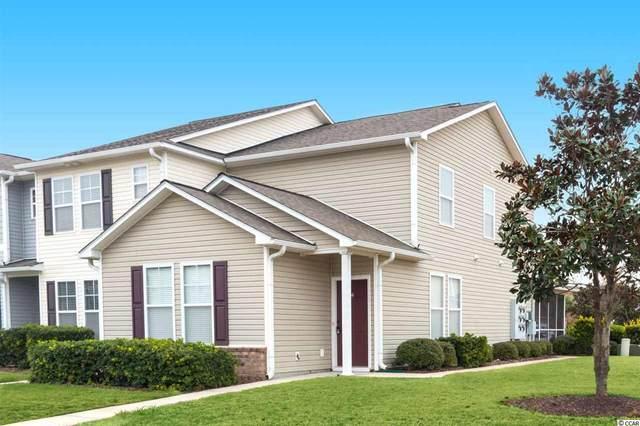 132 Olde Towne Way #6, Myrtle Beach, SC 29588 (MLS #2026308) :: Duncan Group Properties