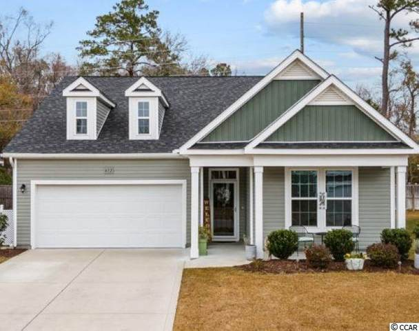 432 Shaft Pl., Conway, SC 29526 (MLS #2026320) :: The Lachicotte Company