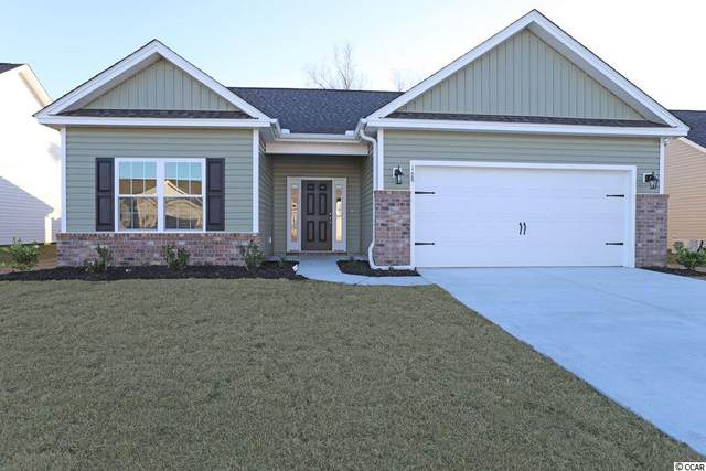 323 Palm Terrace Loop, Conway, SC 29526 (MLS #2026345) :: Welcome Home Realty