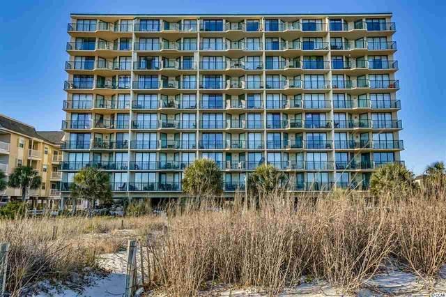 4505 S Ocean Blvd. N Unit 4-D, North Myrtle Beach, SC 29582 (MLS #2026357) :: The Litchfield Company