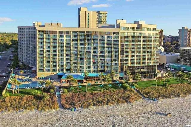 205 74th Ave. N #1003, Myrtle Beach, SC 29572 (MLS #2026360) :: Grand Strand Homes & Land Realty
