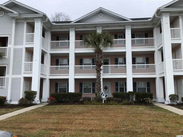 619 Waterway Village Blvd. 7A, Myrtle Beach, SC 29579 (MLS #2026369) :: The Litchfield Company