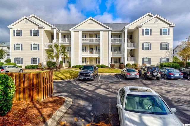 901 West Port Dr. #1511, North Myrtle Beach, SC 29582 (MLS #2026384) :: Leonard, Call at Kingston