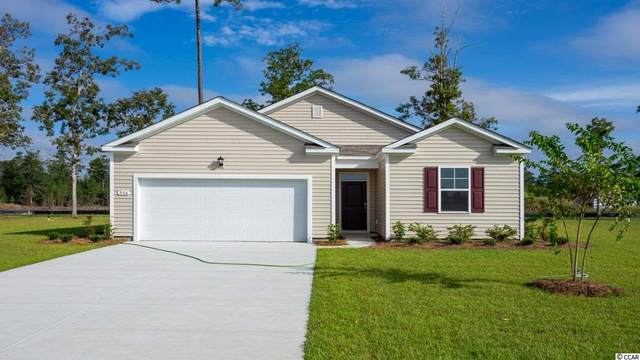 910 Green Side Dr., Myrtle Beach, SC 29588 (MLS #2026396) :: The Litchfield Company