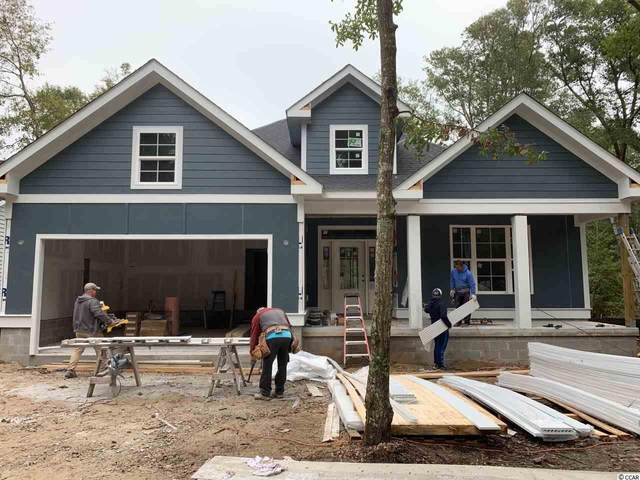 803 Morrall Dr., North Myrtle Beach, SC 29582 (MLS #2026451) :: Right Find Homes