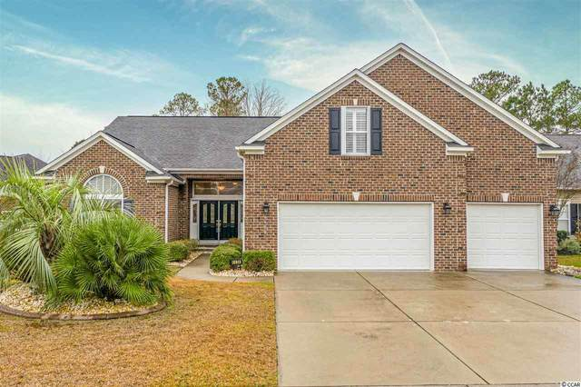 4404 Grovecrest Circle, North Myrtle Beach, SC 29582 (MLS #2026457) :: The Litchfield Company