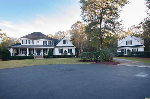 55 Butler Ct., Pawleys Island, SC 29585 (MLS #2026477) :: Armand R Roux | Real Estate Buy The Coast LLC