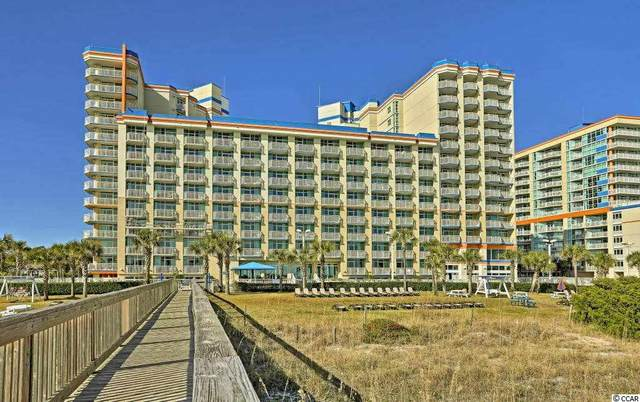 5200 N Ocean Blvd. #1053, Myrtle Beach, SC 29577 (MLS #2026499) :: The Lachicotte Company