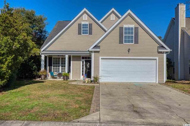 3801 Barrington Ln., Myrtle Beach, SC 29588 (MLS #2026504) :: Welcome Home Realty