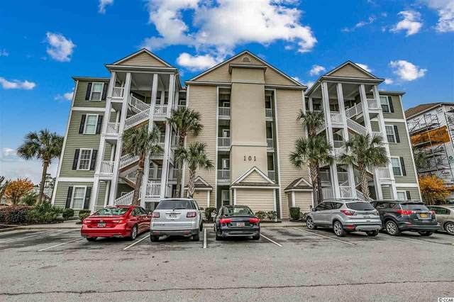 101 Ella Kinley Circle #201, Myrtle Beach, SC 29588 (MLS #2026517) :: The Greg Sisson Team with RE/MAX First Choice