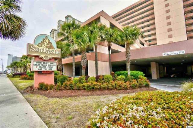 2207 S Ocean Blvd. #816, Myrtle Beach, SC 29577 (MLS #2026523) :: Right Find Homes