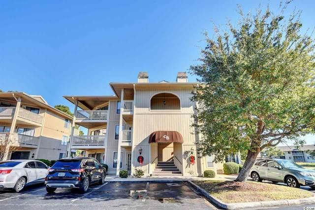 4202 Pinehurst Circle D2, Little River, SC 29566 (MLS #2026533) :: Garden City Realty, Inc.