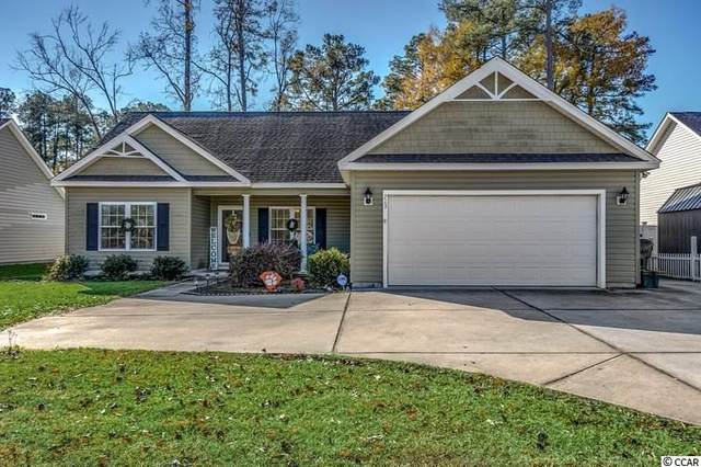 213 Country Club Dr., Conway, SC 29526 (MLS #2026535) :: The Hoffman Group
