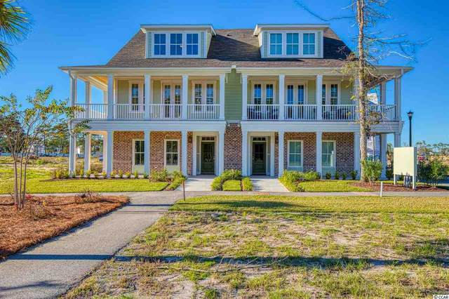 8018-A Arcady St. A, Myrtle Beach, SC 29572 (MLS #2026551) :: Welcome Home Realty