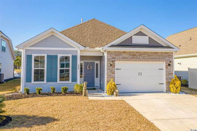 925 Witherbee Way, Little River, SC 29566 (MLS #2026573) :: The Lachicotte Company