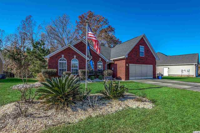 130 Silver Peak Dr., Conway, SC 29526 (MLS #2026581) :: The Lachicotte Company