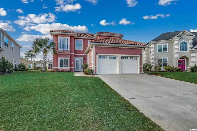 133 Lac Courte, Myrtle Beach, SC 29579 (MLS #2026600) :: Armand R Roux | Real Estate Buy The Coast LLC