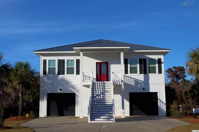 707 Smith Blvd., Myrtle Beach, SC 29588 (MLS #2026635) :: Jerry Pinkas Real Estate Experts, Inc