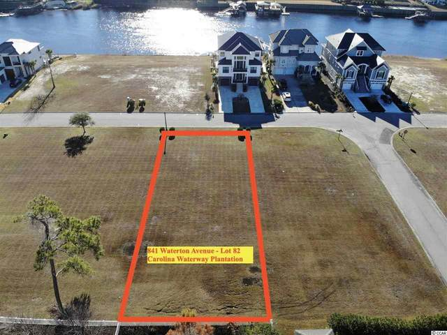 841 Waterton Ave., Myrtle Beach, SC 29579 (MLS #2026643) :: The Greg Sisson Team with RE/MAX First Choice