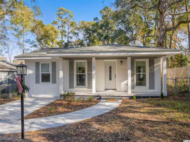 616 Pine Dr., Surfside Beach, SC 29575 (MLS #2026680) :: The Litchfield Company