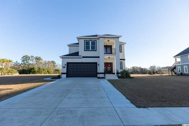 210 Palmetto Harbour Dr., North Myrtle Beach, SC 29582 (MLS #2026700) :: Sloan Realty Group