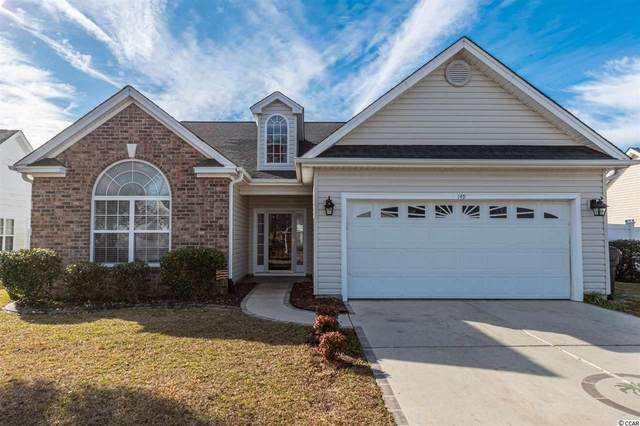 149 Governors Loop, Myrtle Beach, SC 29588 (MLS #2026702) :: Welcome Home Realty