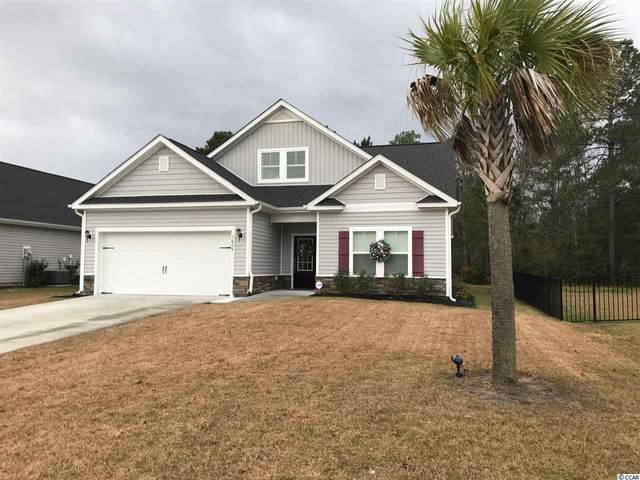 1604 Palmetto Palm Dr., Myrtle Beach, SC 29579 (MLS #2026708) :: The Greg Sisson Team with RE/MAX First Choice