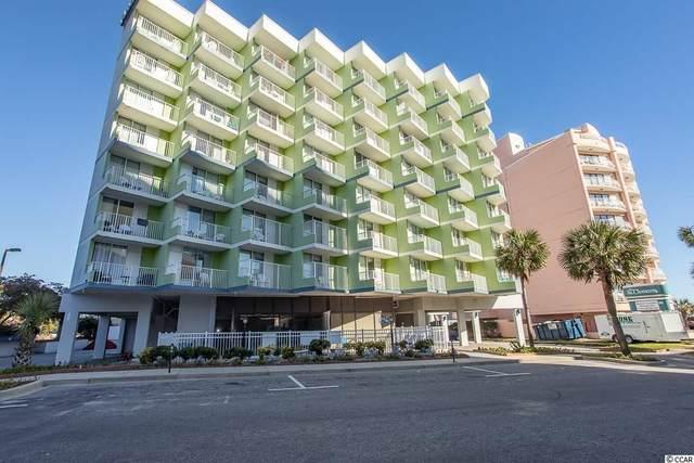 7000 N Ocean Blvd. #626, Myrtle Beach, SC 29572 (MLS #2026754) :: The Greg Sisson Team with RE/MAX First Choice