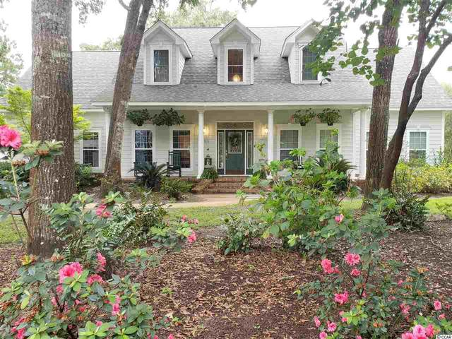 5065 Spanish Oaks Ct., Murrells Inlet, SC 29576 (MLS #2026802) :: James W. Smith Real Estate Co.
