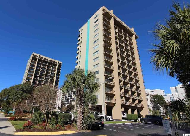 210 75th Ave. N #4072, Myrtle Beach, SC 29572 (MLS #2026888) :: The Lachicotte Company
