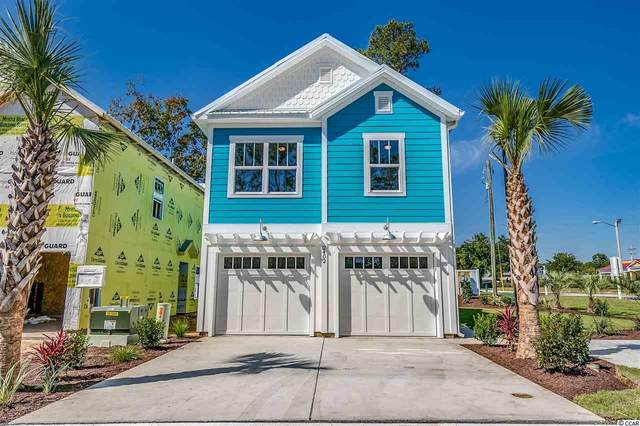 2405 Seabreeze Pl., Myrtle Beach, SC 29577 (MLS #2026895) :: The Litchfield Company
