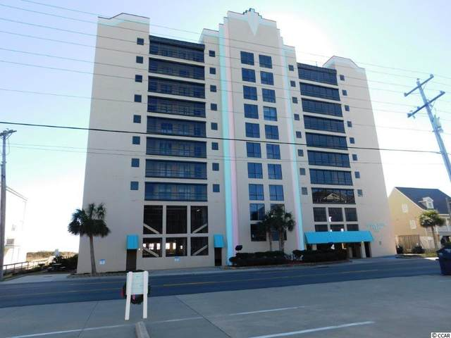 4000 N Ocean Blvd. #402, North Myrtle Beach, SC 29582 (MLS #2026907) :: Team Amanda & Co