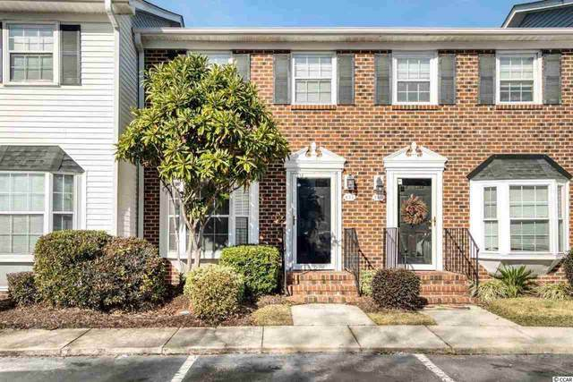 2925 Carriage Row Ln. #231, Myrtle Beach, SC 29577 (MLS #2026912) :: The Litchfield Company