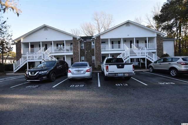 192 Egret Circle #813, Pawleys Island, SC 29585 (MLS #2026925) :: Duncan Group Properties