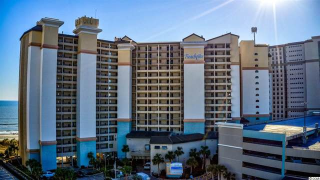 4800 S Ocean Blvd. #1022, North Myrtle Beach, SC 29582 (MLS #2026937) :: The Greg Sisson Team with RE/MAX First Choice