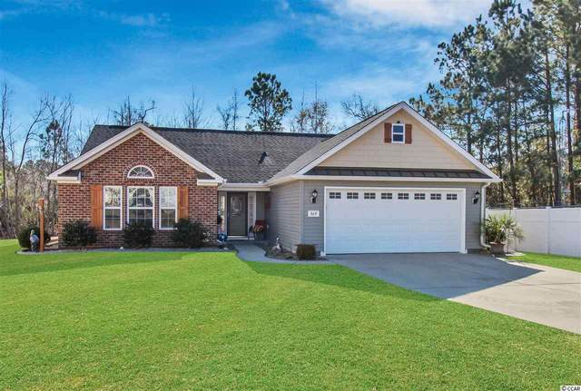 369 Southern Branch Dr., Myrtle Beach, SC 29588 (MLS #2100023) :: Duncan Group Properties